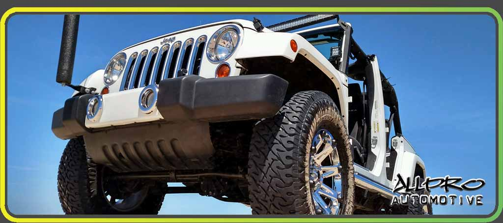 Allpro Automotive & Off-road – Lansing's only TRUE off-road shop